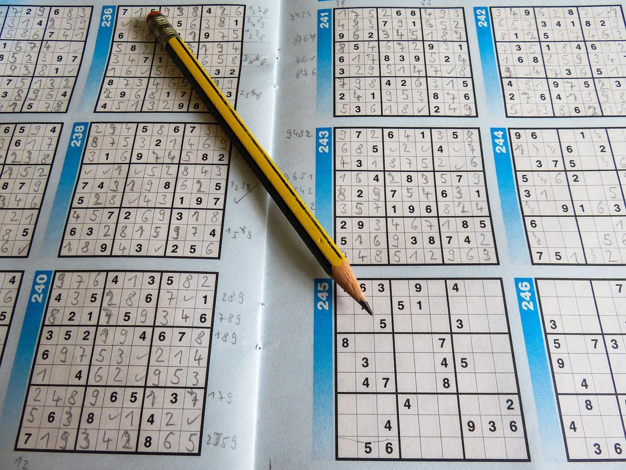 レジャー パズル 数独 鉛筆 料金 難しい お支払い 組み合わせ ロジック 忍耐 解決する