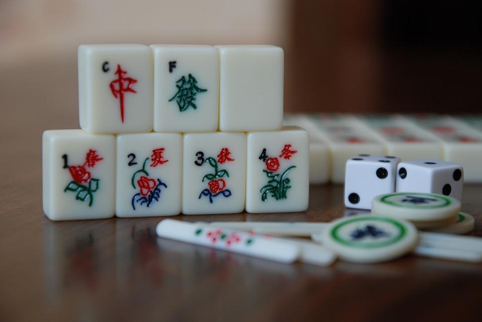麻雀 ギャンブル サイコロ ゲーム ボードゲーム