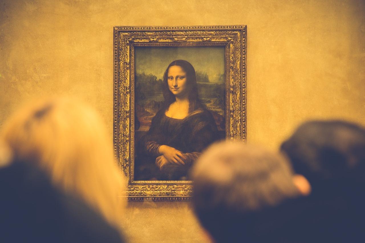 モナ ・ リザ 絵画 アート レオナルド ・ ダ ・ ヴィンチ アーティスト 肖像画 有名な