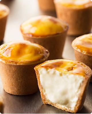 フロマージュ・テラのとろとろ焼きカップチーズ