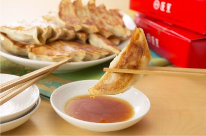 551蓬莱『焼餃子』